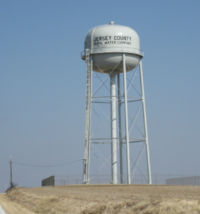 Jersey County Rural Water Company – Water Distribution Study